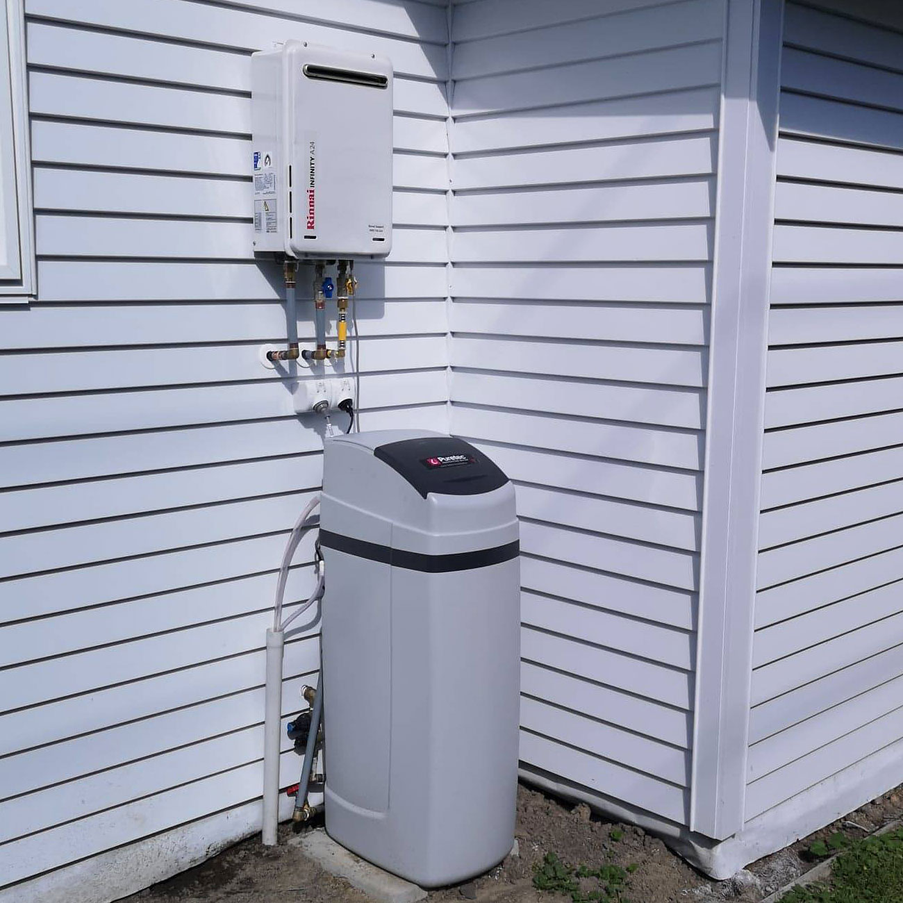 outdoor gas fitting